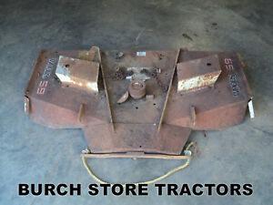 Woods L59 Belly Mower Deck Farmall 140 130 Super A 100 Tractors