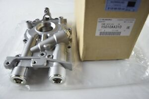Genuine Subaru Sti Wrx Legacy Turbo Impreza Forester Jdm 12mm Ej Oem Oil Pump
