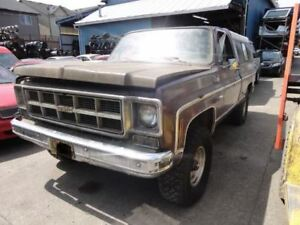 Manual Transmission 4 Speed 4wd Fits 73 84 Chevrolet 30 Pickup 238444