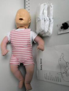 Laerdal Baby Baby Anne Cpr Resusci Baby Infant Mannequin First Aid Trainer