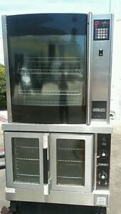 Hobart Rotisserie Convection Oven Combination