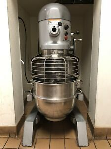 Hobart H600t 60 Quart Bakery Dough Mixer W Stainless Steel Bowl