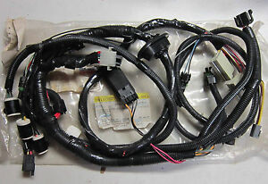 1983 Amc Spirit Concord Nos 6 Cyl 4 2l Exhaust Emission Engine Bay Wire Harness