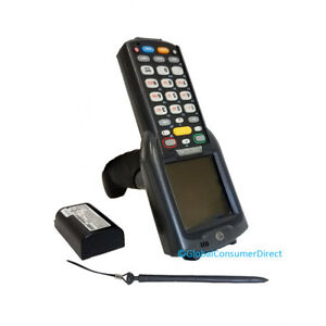 Motorola Symbol Mc3090g Pda Laser Wireless Barcode Scanner Mc3090 Ce 5 warranty