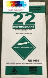 120 Cylinders 3 Pallets R 22 Refrigerant Sealed 30 Lb Cylinder