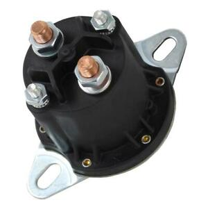 Fisher Snow Plow Replacement Start Solenoid Upright