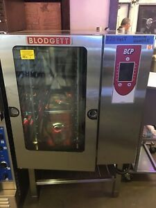 Blodgett Bcp 101 Electric Combi Oven