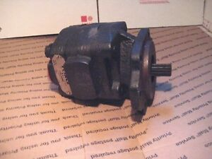 Free Priority Mail New nos Force America Hydraulic Pto Pump 308 9113 207