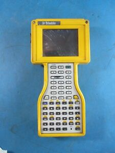Trimble Tsce Data Collector Untested