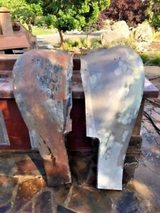 Ford Model A Front Fenders Original Steel Lh Rh Fits All Models will Separte