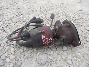Farmall 300 350 Rc Tractor Engine Motor Distributor Drive Assembly W Tach Drive