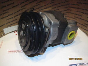 Free Priority Mail New nos Series Cp16 Hydraulic Pto V belt Driven Clutch Pump