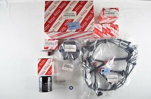 Genuine Toyota Land Cruiser 4 5l 93 97 Lexus Lx450 Oem Tune Up Kit