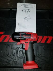 Snap On ct8810 3 8 18volt monsterlithium Impact Wrench tool Only year 2018 new