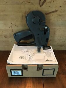 Monarch 1130 Series Labeler Label Gun W Ink Paxar Avery Dennison Open Box