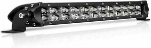 Cree 32inch 1632w Slim Led Light Bar Dual Row Spot Flood Truck Boat 4wd Suv 30