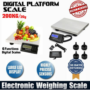 Digital Shipping Scale Platform Postal Business For Postal Kitchen Pet Weighing