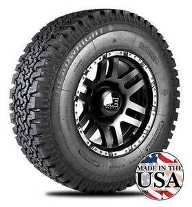 Treadwright Warden 265 70r17 10ply All Terrain Light Truck Tires