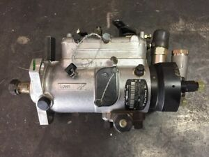 Delphi Lucas Cav Injection Pump Dp100 V8862a080w 93l700 5 2530 Agco Sisu