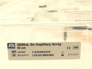 New Applied Biosystems 3500 Xl Genetic Analyzer 50cm 24 capillary Array 4404688
