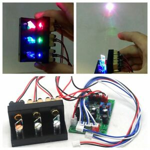 Mini 250mw White Red Green Blue Rgb Laser Diode Module Led Lights