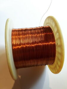 Magnet Wire Awg 26 Roll Of 1 4 Kg Type M2 Polymide Nos 1