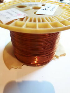 Magnet Wire Awg 26 Roll Of 1 2 Kg Type M2 Polymide Broken Roll 20