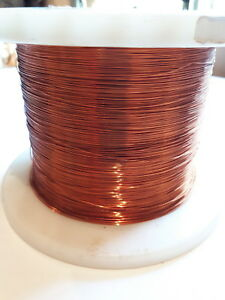 Magnet Wire Awg 26 Roll Of 1 4 Kg Type M2 Polymide Nos 34