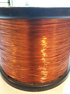 Magnet Wire Awg 29 Roll Of 4 2 Kg Type M2 Polymide Nos 43