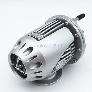 For New Hks Ssqv4 Bov Super Sequential Iv Turbo Blow Off Valve 4 new Silver