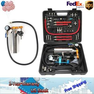 Auto Gx100 Non dismantle Fuel System Cleaner Fuel Injector Tester High Quality