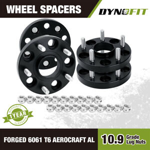 4pc 20mm Hubcentric Wheel Spacers For Honda Acura 5x114 3 64 1mm Cb 12x1 5