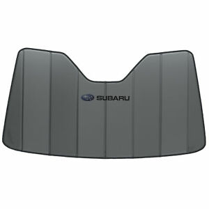 Oem 2019 Subaru Ascent Front Windshield Sunshade Foldable New Soa3991920