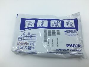 New Philips Heartstart Smart Pads Fr2 989803139261 Medical Aed Defibrillator Nip