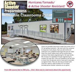 Portable Classrooms By Universal Container Homes