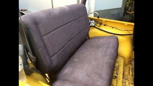 Jeep Wrangler Tj Back Seat Bench
