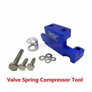 Valve Spring Compressor Tool Blue New For Honda K F Series K20 K24 F20c F22c