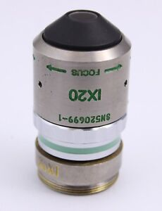 Veeco Wyko Ix20 20x Mirau Interferometry Microscope Objective With Adapter