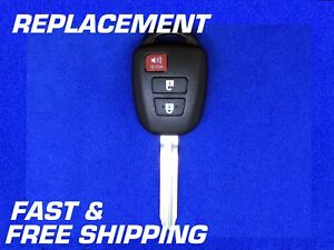 Toyota Rav4 2013 2017 3b Remote Head Key H Chip Gq4 52t 89071 0r040