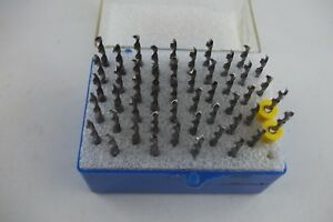 49 New Precision Carbide Micro Mini Drill Bits Pcb Circuit Board 36 0 1065