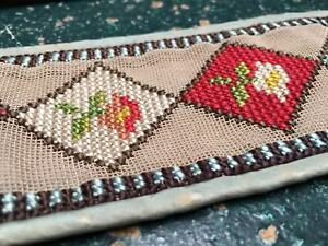Beautiful Vintage Hand Embroidered Belts