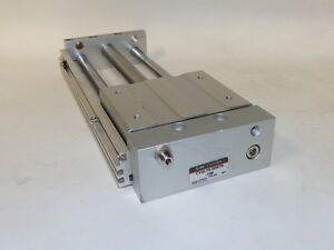 Smc Pneumatic Rodless Slider Guided Cylinder Cy2l15 g0679 150 15mm Bore A7