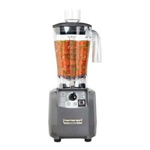 Hamilton Beach Hbf600 Tournant Commercial Food Blender
