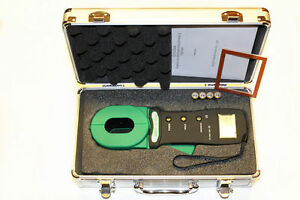 Dy1000a Digital Clamp On Ground Resistance Earth Tester