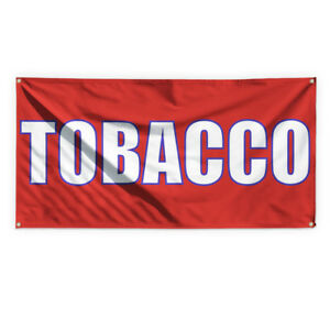 Tobacco 1 Outdoor Advertising Printing Vinyl Banner Sign With Grommets