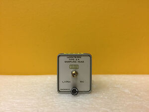 Tektronix S 4 14 5 Ghz Bw 25 Ps Sampling Head For 7000 Series Tested