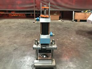 Pneumatic Press Most Likely By Jt m Janesville Tool