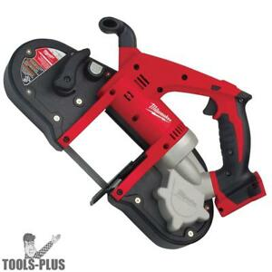 Milwaukee 2629 20 18v Band Saw Tool Only New