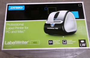 Dymo Labelwriter 450 Turbo Postage And Label Printer For Pc Mac In Retail Box