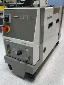 Alcatel Dry Vacuum Pump Model Adp31 Pfpe Oil
